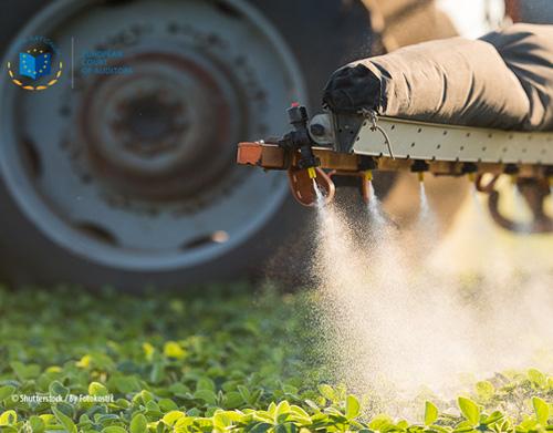 Tribunal de Contas Europeu afirma que a ação da UE no domínio dos pesticidas alcançou poucos progressos
