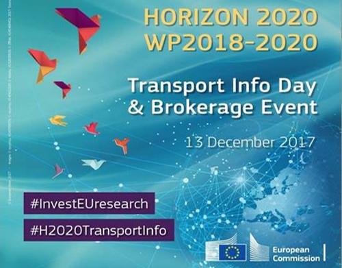 "Conferência ""H2020: Info Day Transportes"""