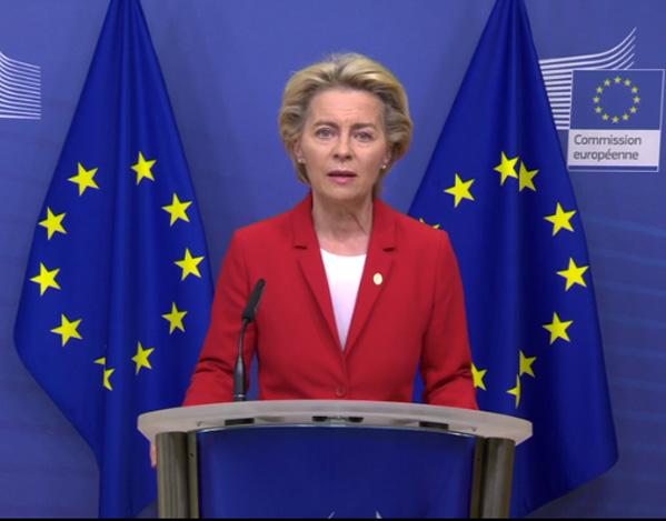 Acordo de Saída: CE envia notificação para cumprir ao RU por incumprimento das suas obrigações