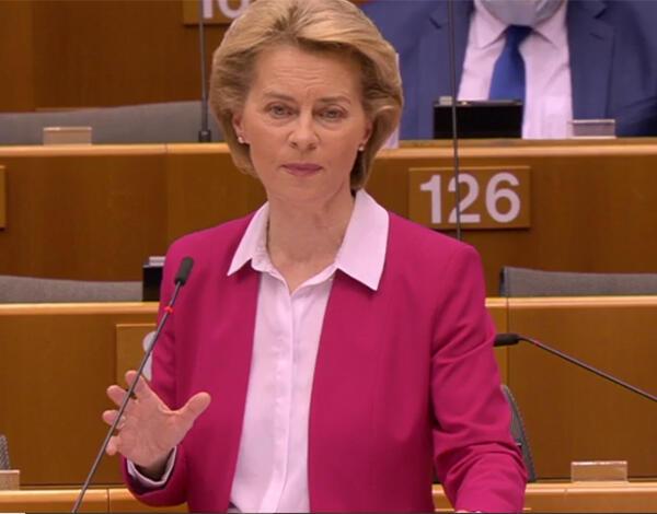 Plano de Recuperação da UE e Orçamento Plurianual UE 2021-2027