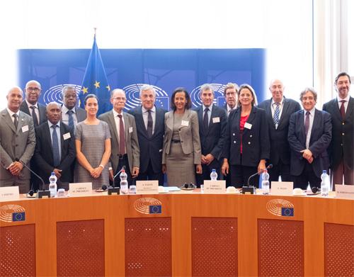 RUP expressam em Bruxelas reivindicações pós 2020