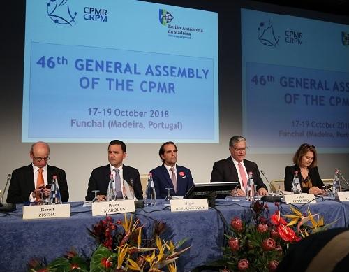 46ª Assembleia-Geral da CRPM