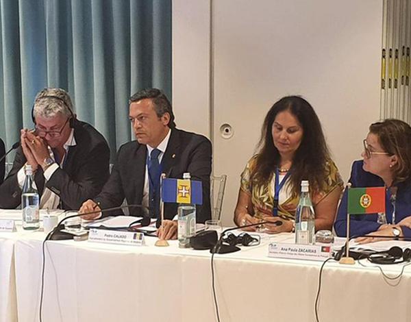 Madeira prepara próxima sessão plenária do Comité das Regiões
