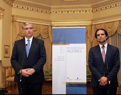 Açores e Madeira juntos contra proposta de orçamento comunitário