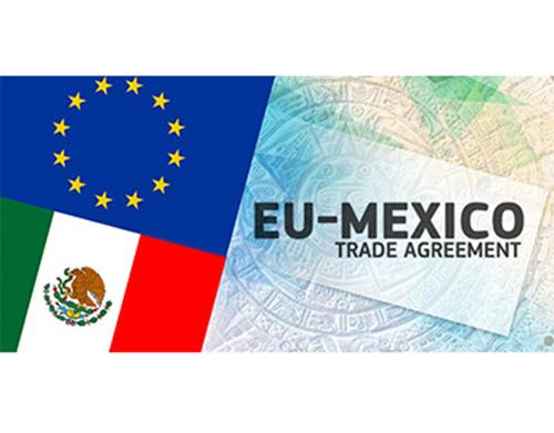 Acordo facilita comércio de mercadorias entre UE e México