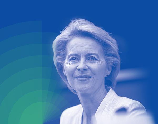 Ursula von der Leyen apresenta equipa e nova estrutura da Comissão Europeia