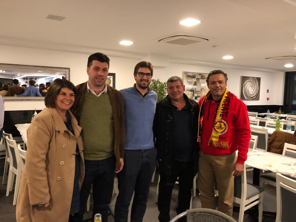 Jantar de Natal da Associação Cultural e Desportiva de São Vicente