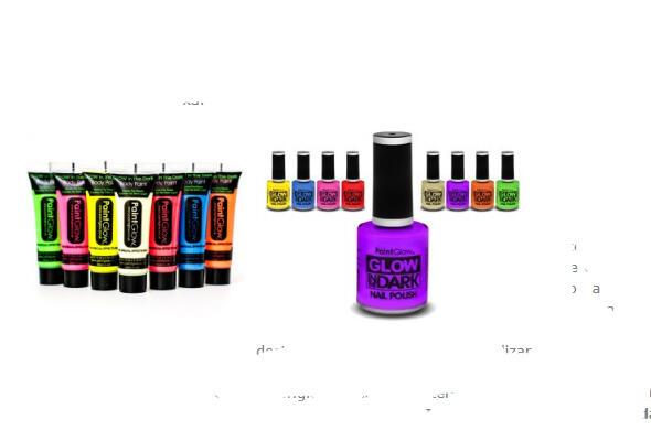 Retirada de cosméticos da marca PaintGlow