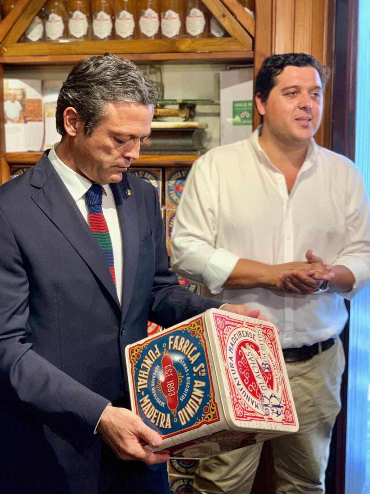 Vice-presidente lembra apoios de 10 milhões à exportação