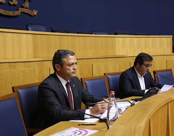 Apoios sociais e saúde são áreas fortes no Orçamento Regional para 2021