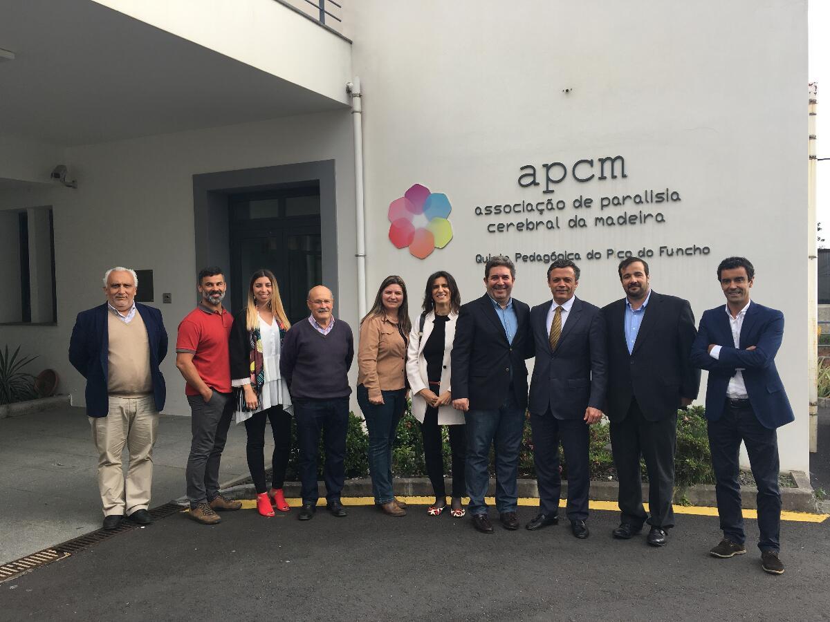 Pedro Calado destaca papel da APCM