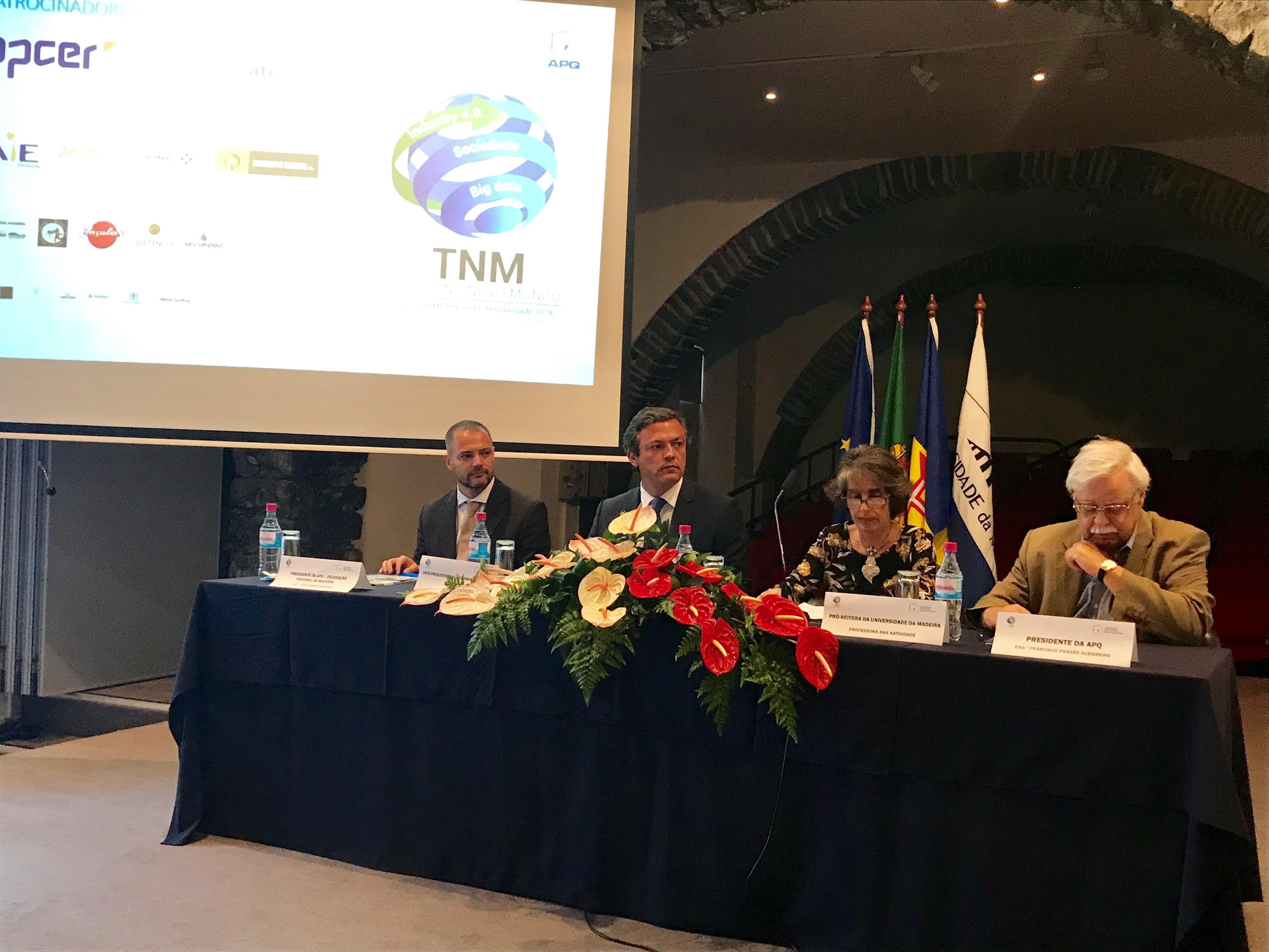 Região quer ser referência nacional e internacional no domínio da Qualidade