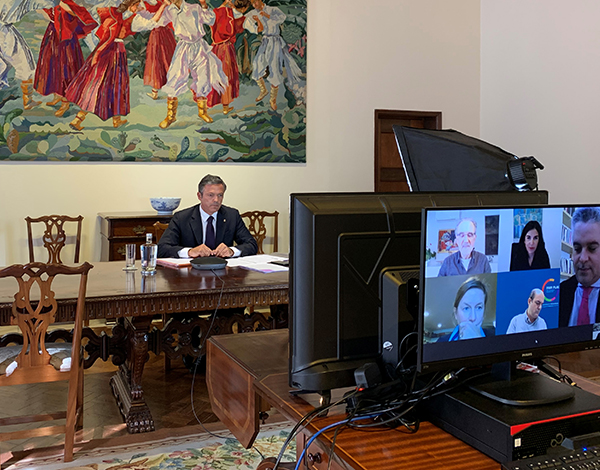 Governo Regional não vai patrocinar acusações gratuitas