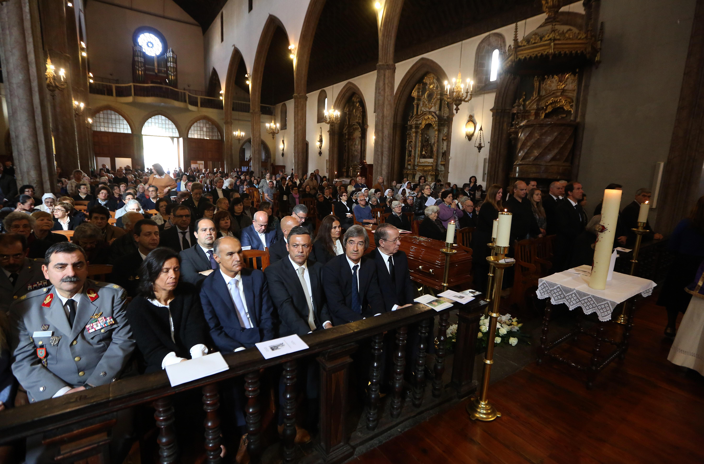 Celebrações fúnebres a D. Maurílio Gouveia