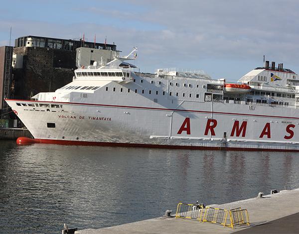 Esclarecimento – Operação ferry entre o Funchal e Portimão