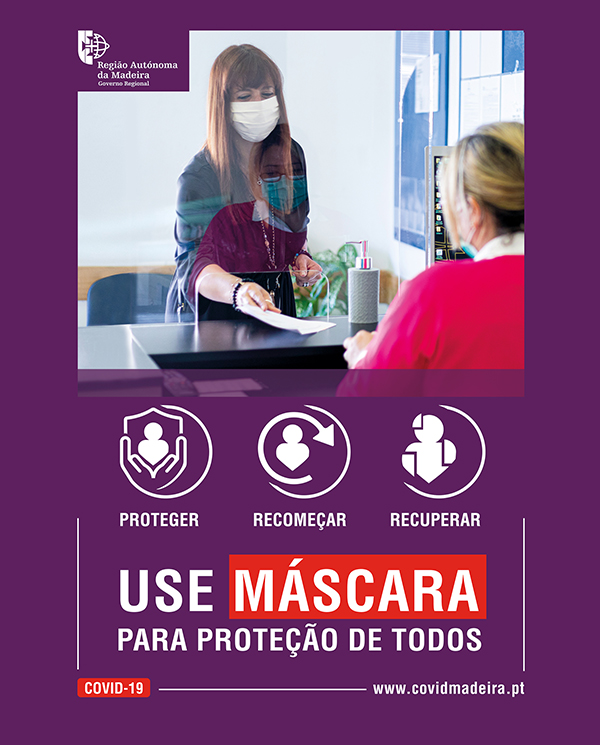 Use Máscara
