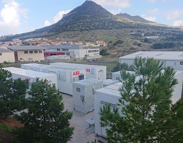 Central de Baterias do Porto Santo realiza testes esta quinta-feira