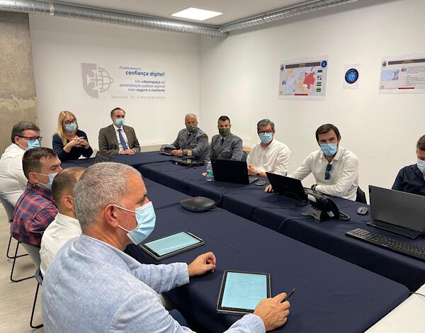 Ciberataques mobilizam resposta da Madeira