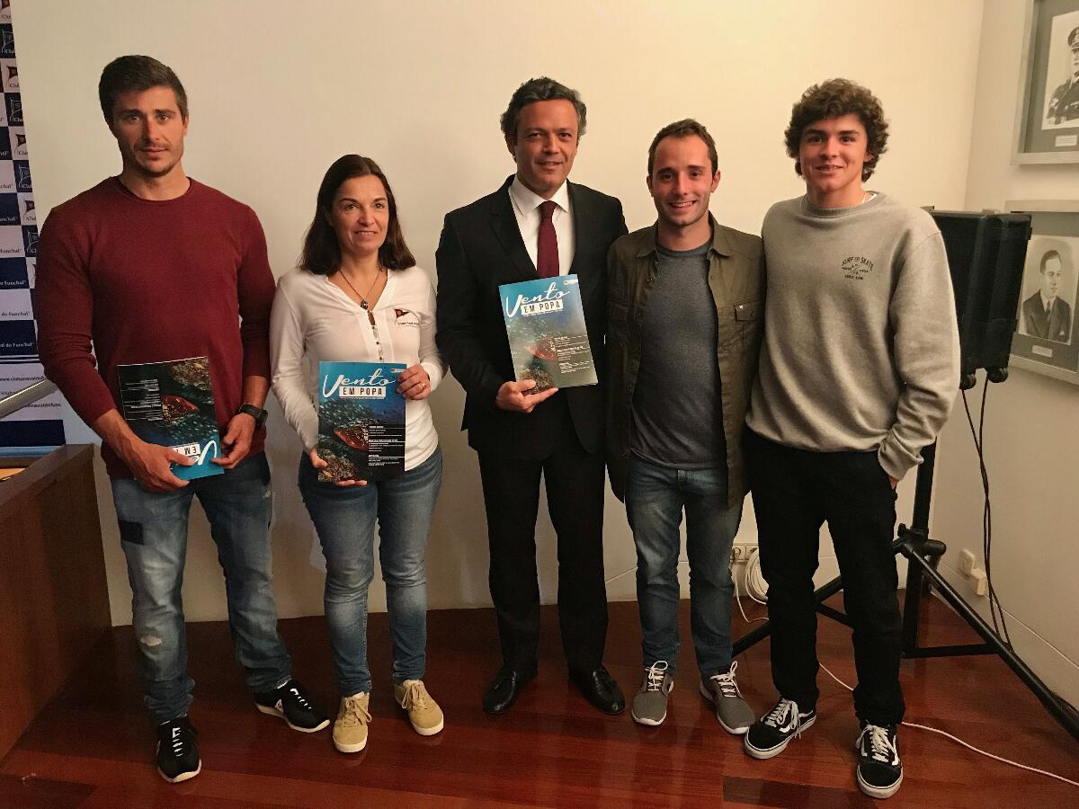 Clube Naval do Funchal já ultrapassou a basilar missão desportiva