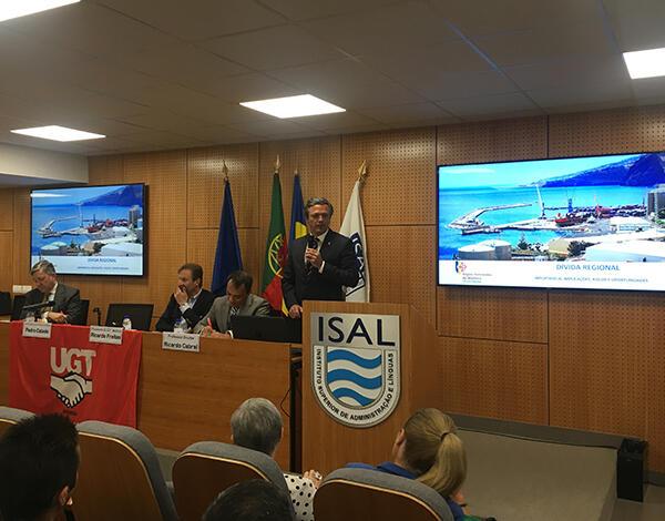 Região tem cumprido obrigações financeiras e potenciado o investimento