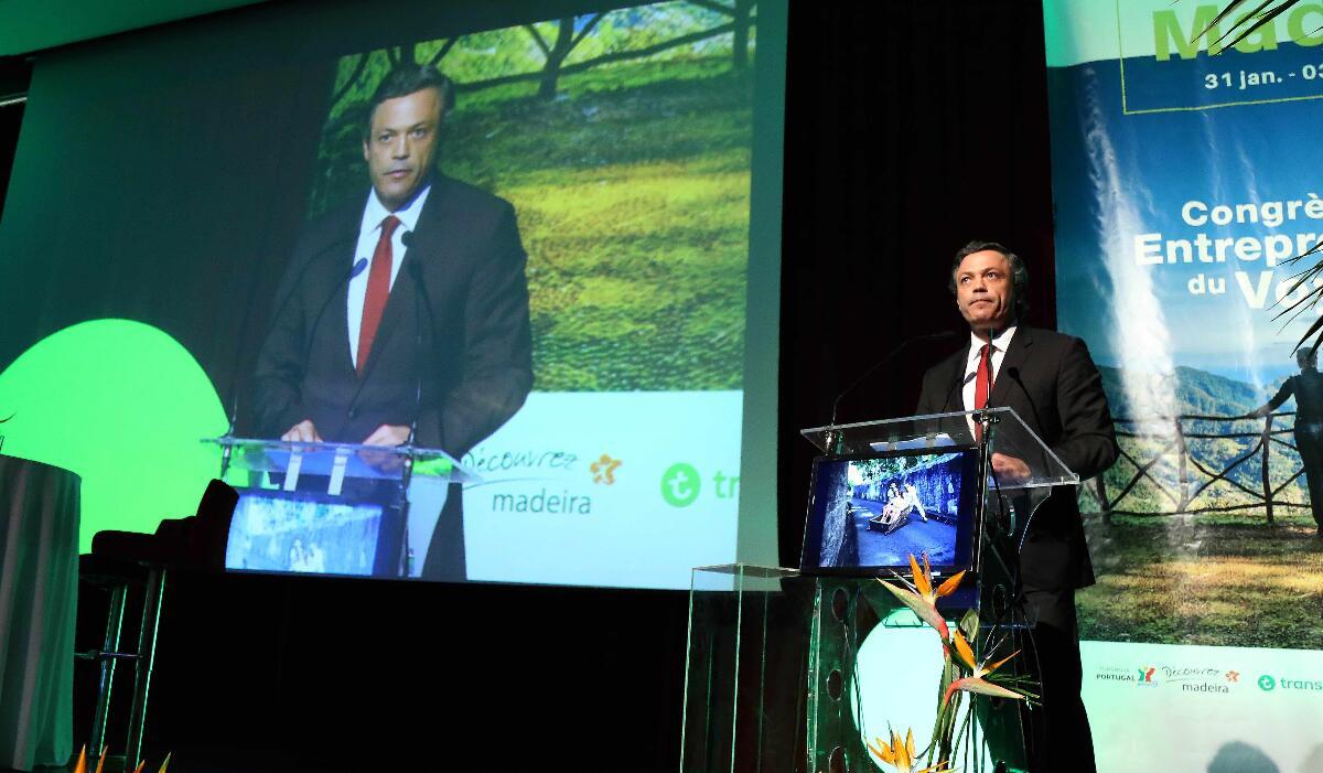 Promover a Madeira é promover Portugal