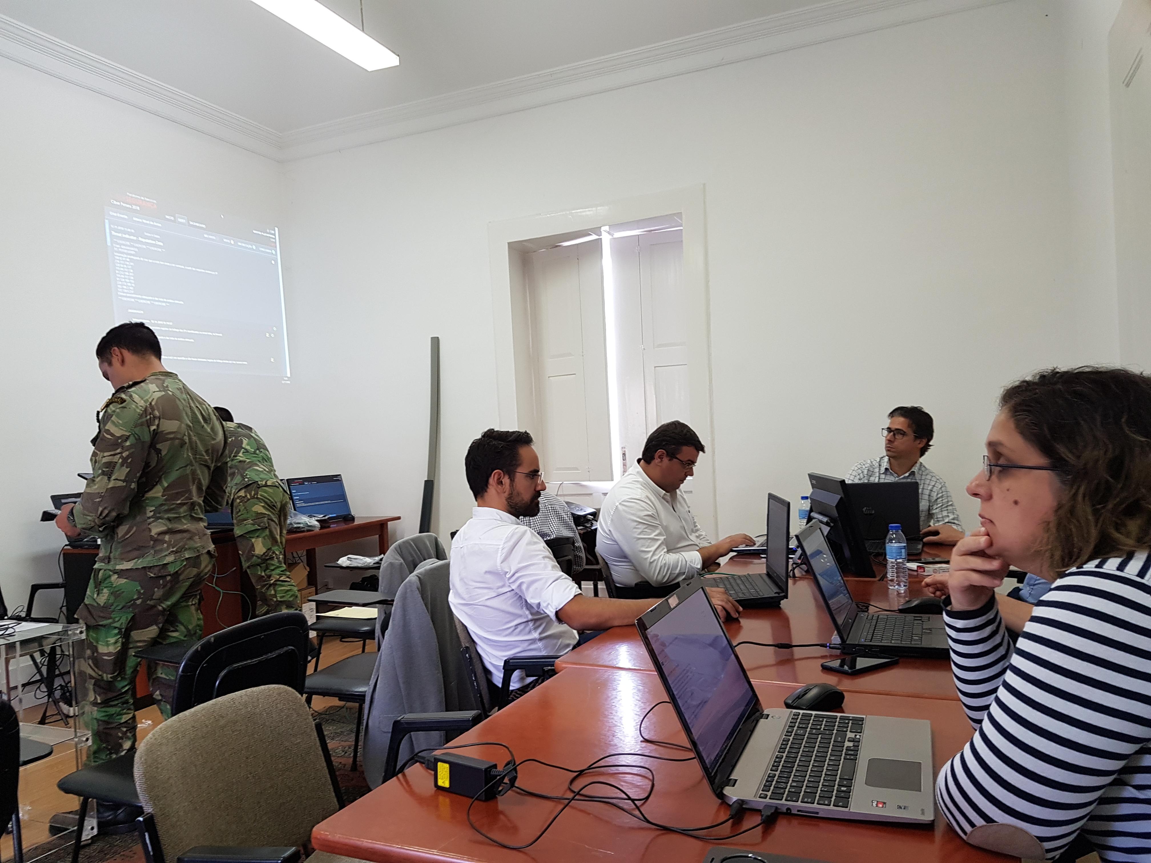 Madeira treina resposta a ciberataques