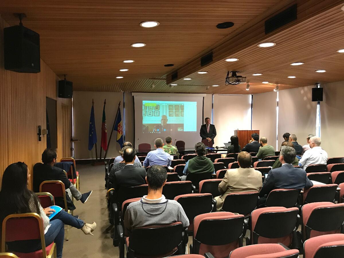 """Madeira no """"CiberPerseu 2018"""" para testar segurança informática"""