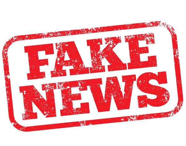 Alerta para notícias falsas