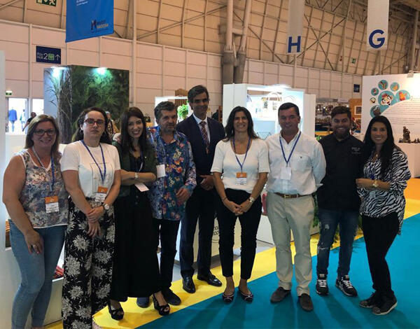 Madeira presente na Feira Internacional do Artesanato