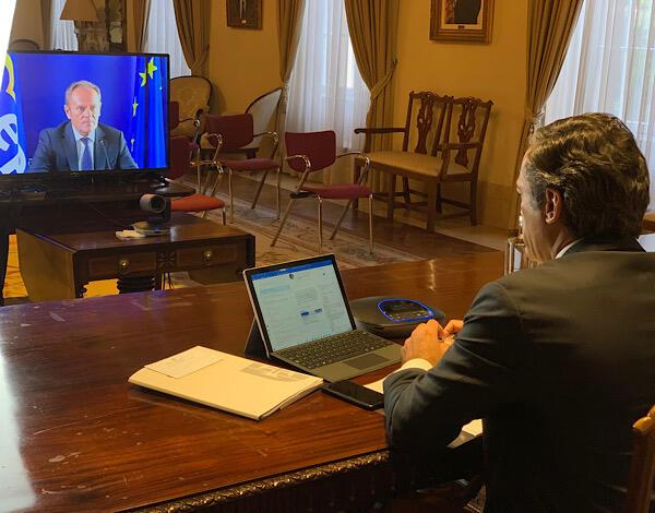 Madeira quer financiamento específico e rápido para as regiões ultraperiféricas