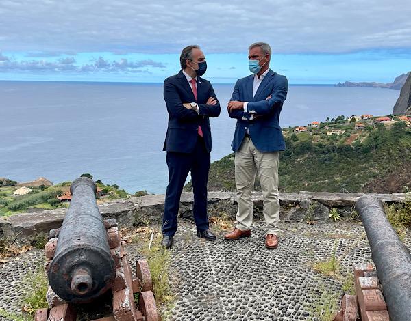 Fortim do Faial será reabilitado e aberto ao público