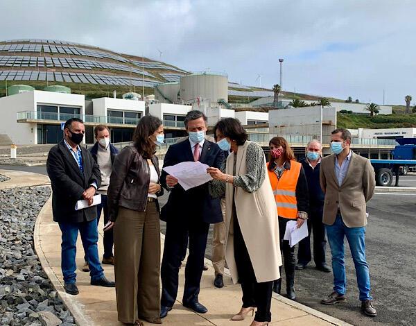 Governo investe 8,5 milhões de euros no Porto do Caniçal