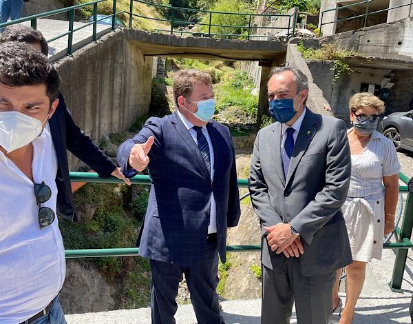 Investimentos superiores a 130 milhões de investimentos ajudaram a reconstruir a Ribeira Brava