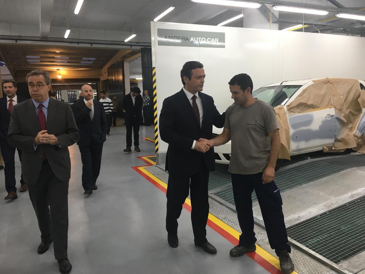 Economia madeirense dá sinais concretos de confiança