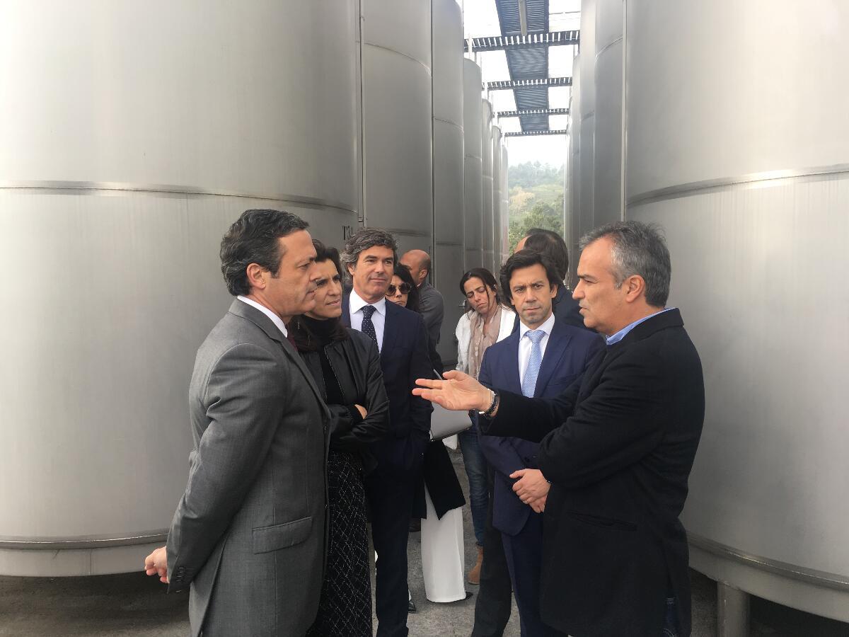 Ajudas do Governo Regional e da Europa reforçam competitividade das empresas