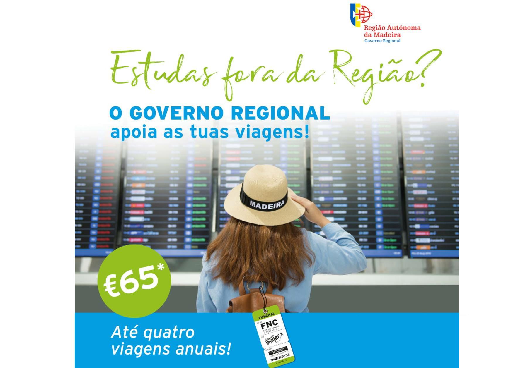 """Governo certifica documentos no âmbito do programa """"Estudante Insular"""""""