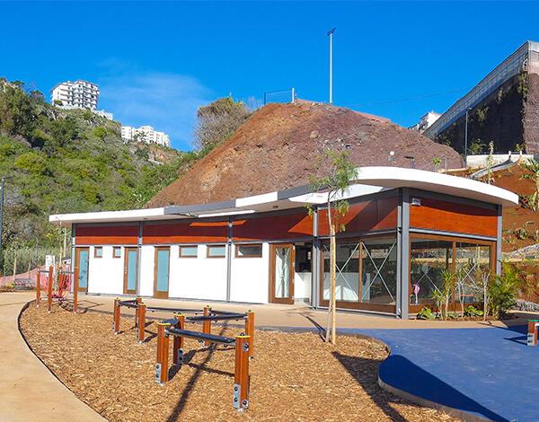 Governo arrenda cafetaria no Jardim do Garajau por 1.675 euros por mês