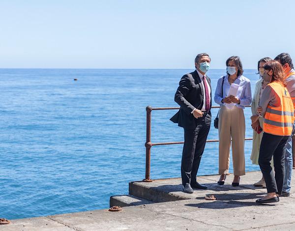Região investe 600 mil euros no cais da Madalena do Mar
