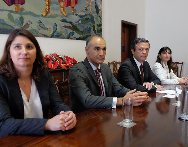 Vice-presidente apela à defesa do CINM