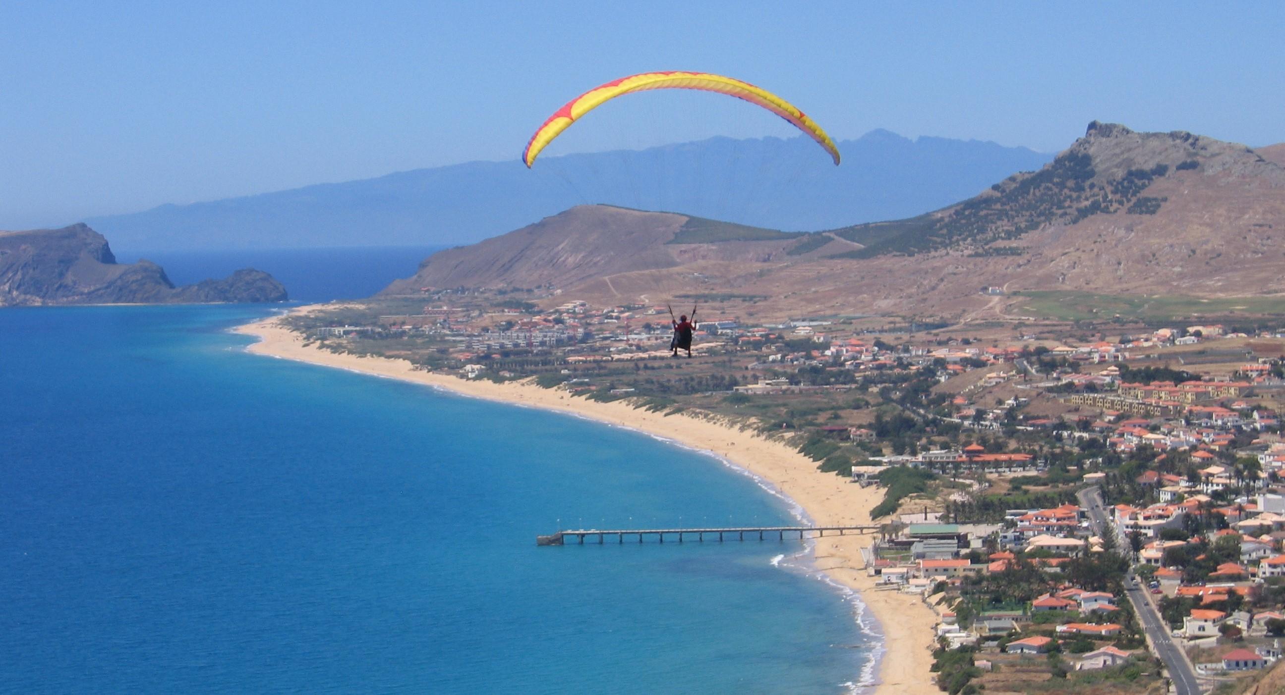 Subsídio de Mobilidade Aérea e Marítima: Porto Santo