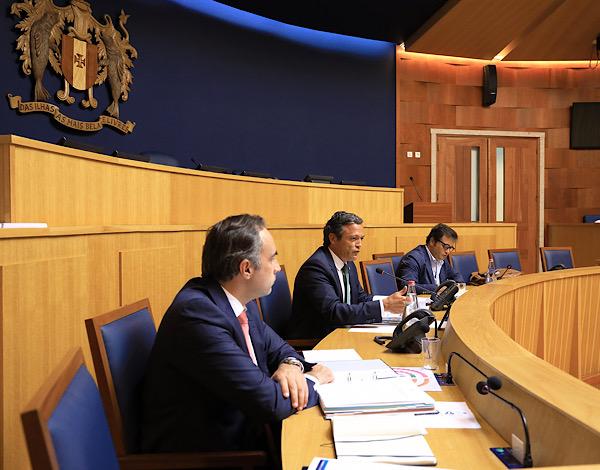 Orçamento Suplementar apresentado na Comissão de Finanças