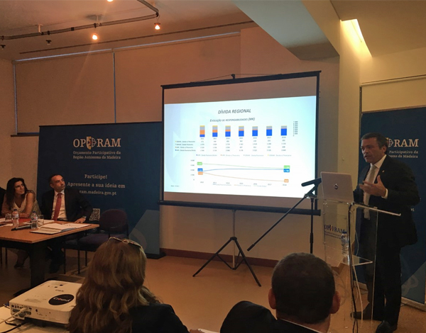 Orçamento Participativo começou a ser apresentado na Ribeira Brava