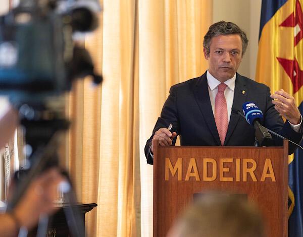 1900 milhões de euros para serem executados nos próximos anos na Região
