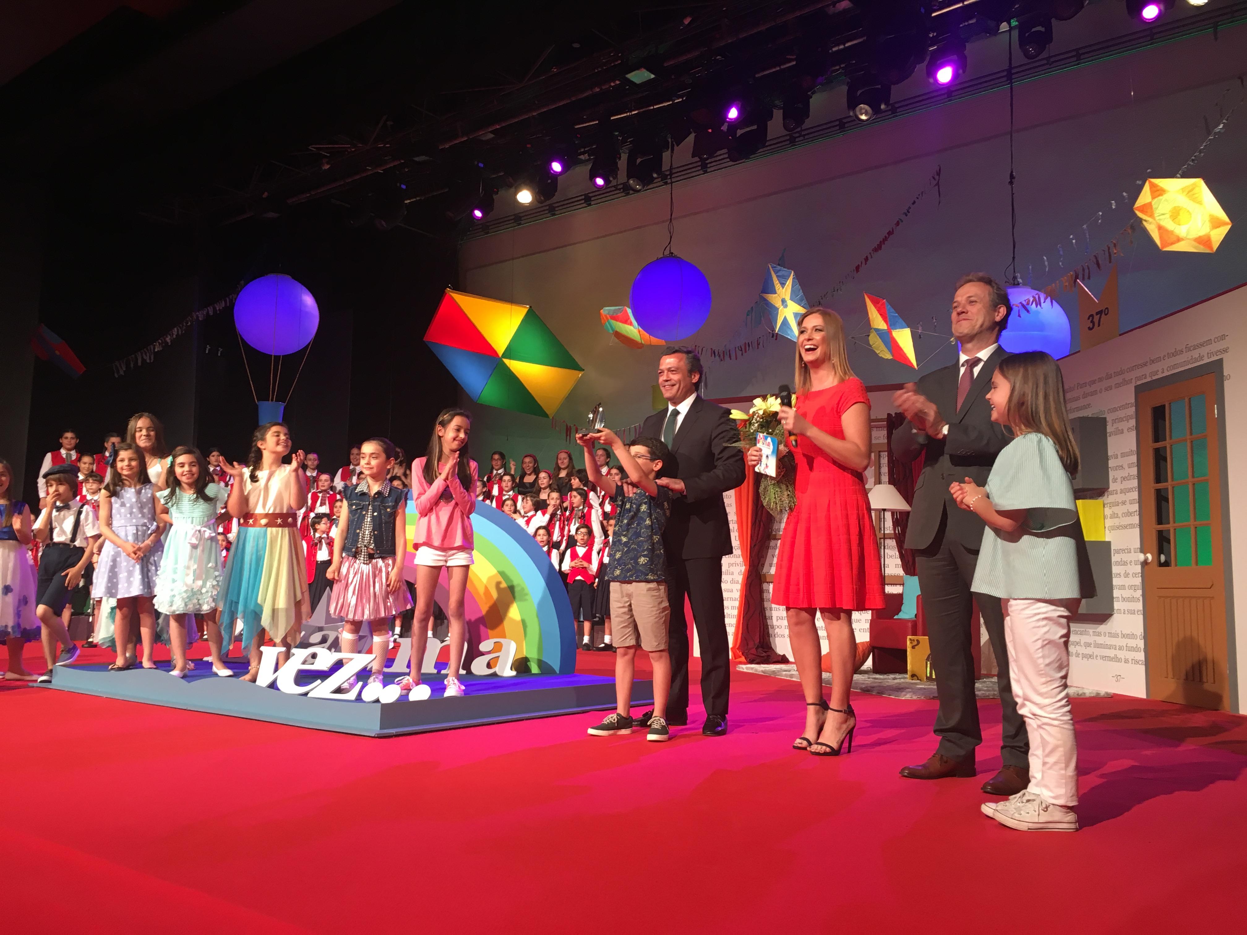 Diogo Silva vence 37.º Festival da canção infantil da Madeira