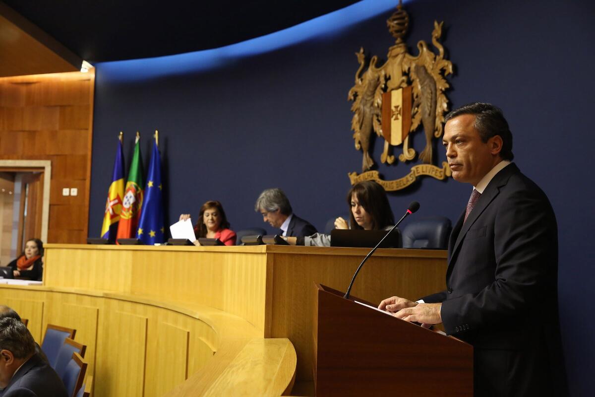Orçamento da Região aprovado por maioria na Assembleia Legislativa da Madeira