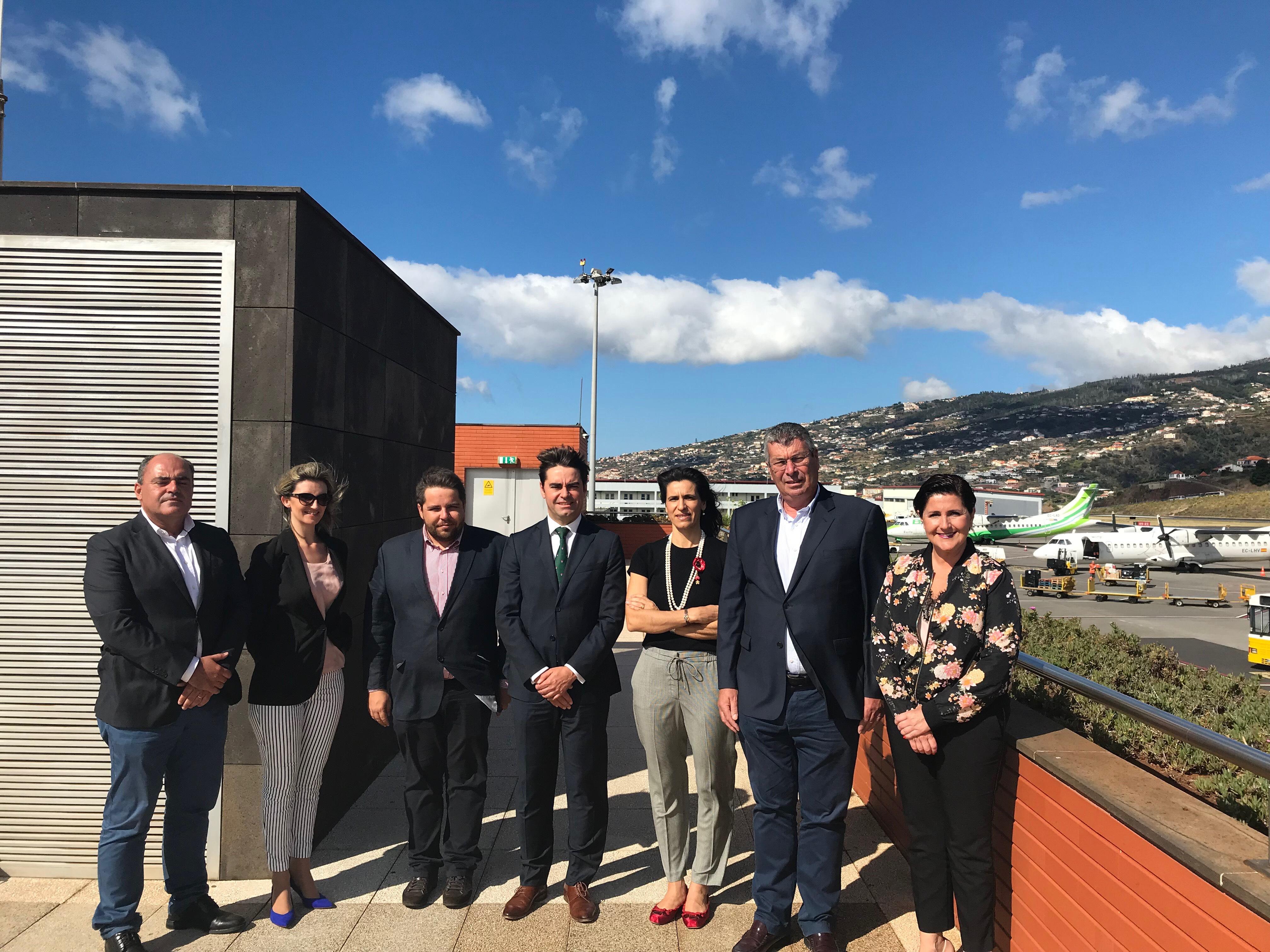 Binter quer potenciar ligações ao Porto Santo e admite rever horários