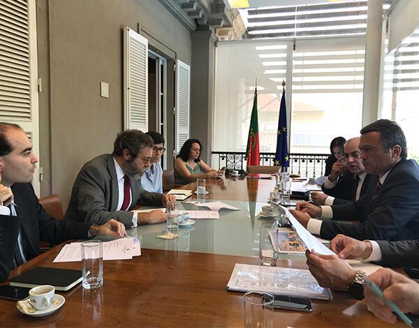 Madeira quer integrar ações do AICEP no Brasil