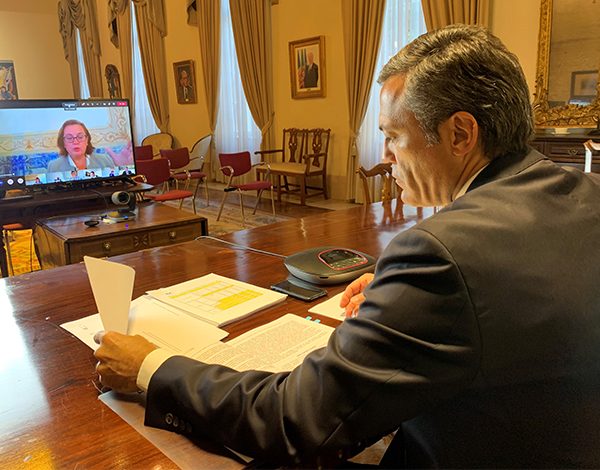 Madeira lamenta o facto de não estar incluída no calendário de grandes eventos da Presidência Portuguesa da União Europeia