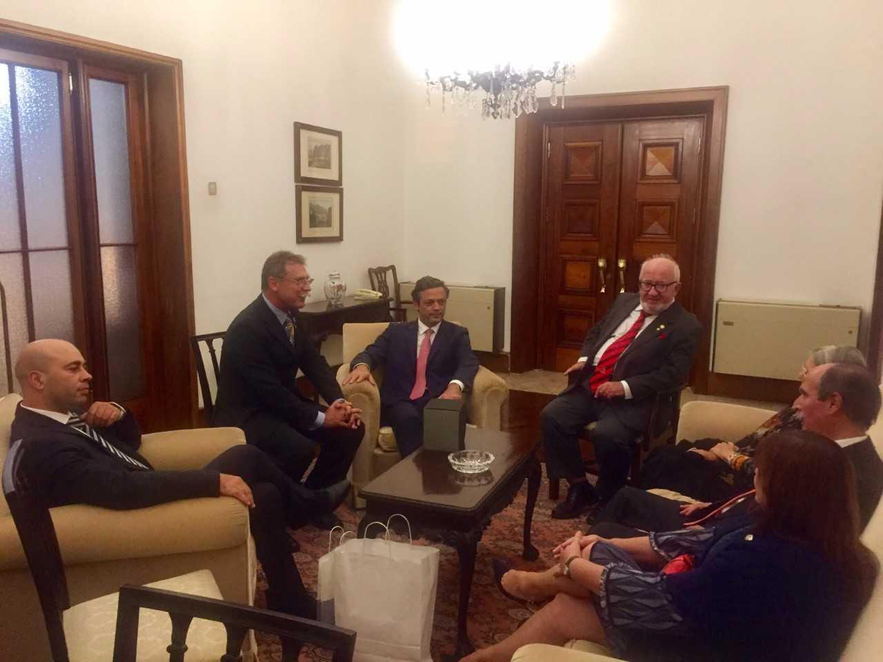 Governo Regional apoia Rotário Clube do Funchal