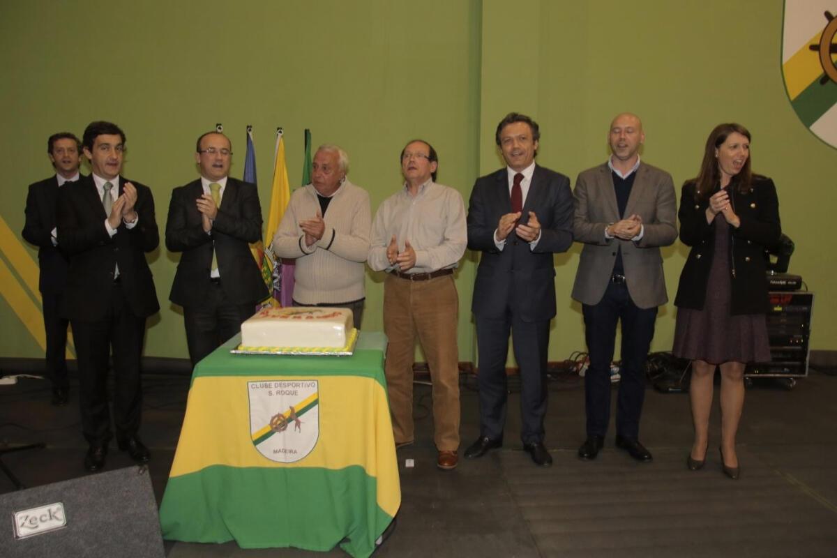 Clube Desportivo São Roque comemora 39.º aniversário